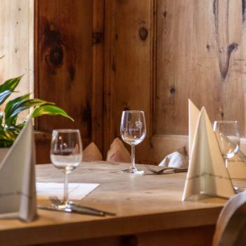 Bauernstube ideal zum Törggelen in Südtirol